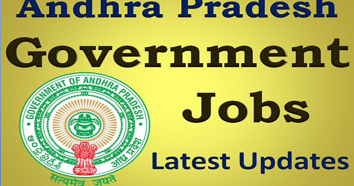 Latest AP Govt Job Notifications Updates