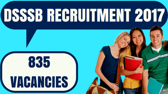 DSSSB Grade-II Recruitment