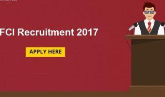 FCI MP Watchman Recruitment 2018 – Apply Online FCI MP Region Watchman Job Vacancies @ www.fciupjobs.com