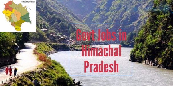 govt Jobs in Himachal Pradseh