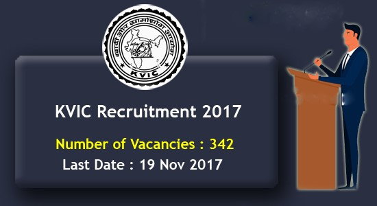 KVIC Group B & C Recruitment