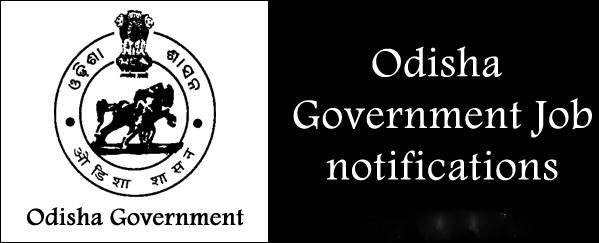 Govt Jobs In Orissa