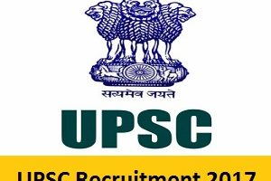 UPSC Recruitment 2018-19 | Apply Online For 34 Technical Officer Posts @ www.upsconline.nic.in