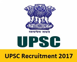 Image result for UPSC Recruitment 2017