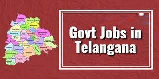 Govt Jobs In Telangana