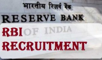 RBI Office Attendant Recruitment 2017 – Apply Online 526 RBI Office Attendant Posts