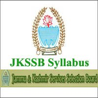JKSSB Teacher Syllabus 2018 | Download JKSSB General Teacher Exam Pattern