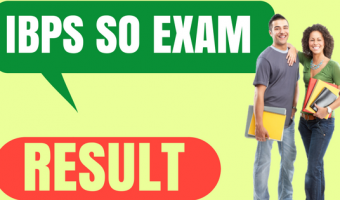 IBPS SO Result 2018   Download IBPS SO 2017 Mains Final Results Released 2018
