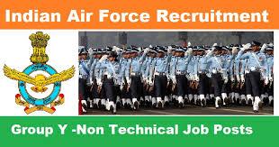 Indian Air Force Group X Y Airmen Recruitment 2018 | Apply Online Airmen Vacancies(02/2019 batch) @careerindianairforce.cdac.in