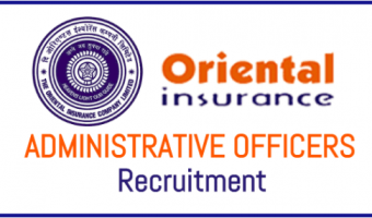 OICL Recruitment 2018    Apply Various Administrative Officer (AO) Posts Through Online @ orientalinsurance.org.in