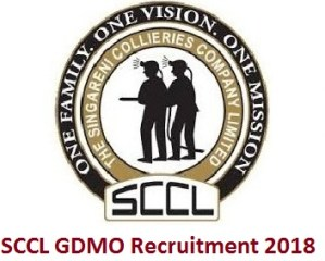 SCCL Medical Officer Recruitment