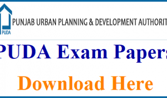 PUDA Previous Papers   Download Sub Divisional Engineer, Law Officer, Sr Asst, Clerk-cum-DEO Model Papers PDF @ puda.gov.in